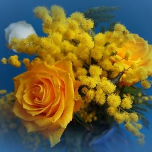 festa della donna fiori